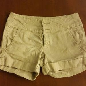 Pants - khaki shorts sz 3